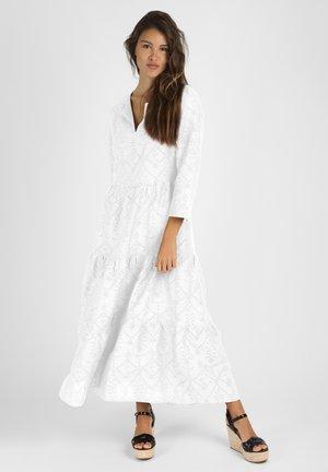 Maxi dress - weiß