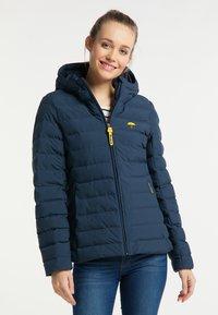Schmuddelwedda - Winter jacket - marine - 0