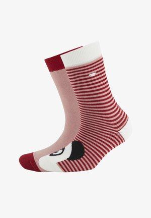 IM ZWEIERPACK - Socks - college red