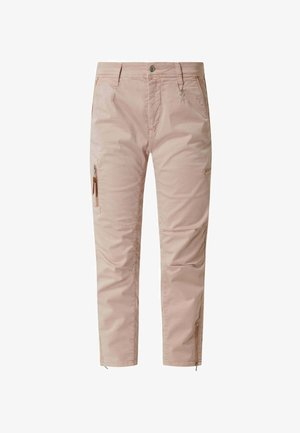 STRETCH-ANTEIL MODELL 'RICH' - Relaxed fit jeans - rosé