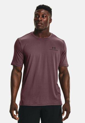 RUSH ENERGY  - Print T-shirt - mauve