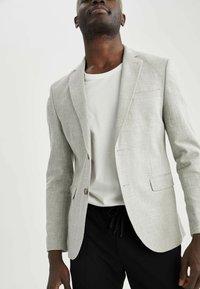 DeFacto - Blazer jacket - grey - 5