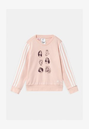 CREW UNISEX - Sweater - pink/white