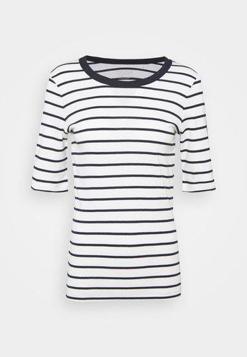 FLOW CORE - Print T-shirt - off white