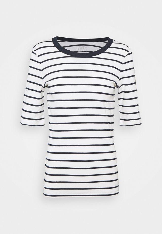 FLOW CORE - T-Shirt print - off white