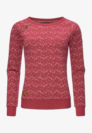 DARIA - Sweatshirt - raspberry