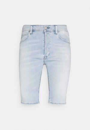 Shorts di jeans - superlight blue
