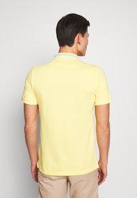 s.Oliver - KURZARM - Polo shirt - yellow - 2