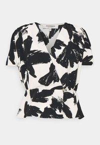 Morgan - Blouse - black/white - 0