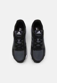 adidas Performance - RESPONSE RUN - Neutral running shoes - grey five/core black/dash grey - 3