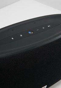 JBL - LINK 500 VOICE ACTIVATED SPEAKER - Speaker - black - 5