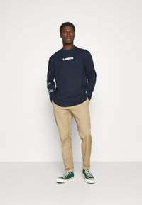 Lacoste - Long sleeved top - marine - 1