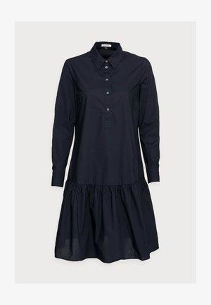 DRESS FLARED STYLE - Shirt dress - night sky