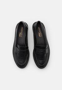 Head over Heels by Dune - GENICA - Czółenka na platformie - black - 5