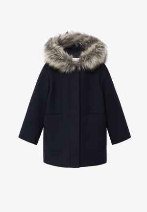 MAYARA - Winter jacket - námořnická modrá