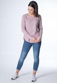 alife & kickin - LEA  - Long sleeved top - lavender - 1