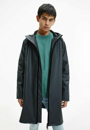 TECHNICAL RAINCOAT - Parka - ck black