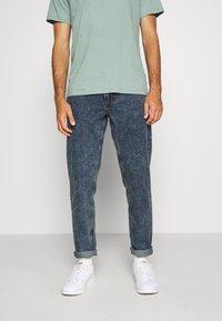 Redefined Rebel - MONACO - Slim fit jeans - dark blue - 0