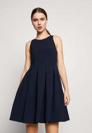 CAROLA - Day dress - midnight blue