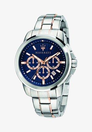SUCCESSO - Chronograph watch - blau
