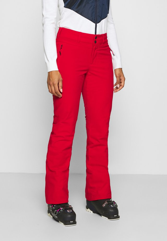 NEDA - Pantalon de ski - red