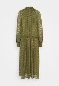 Love Copenhagen - RATANA DRESS - Korte jurk - bronze green - 1