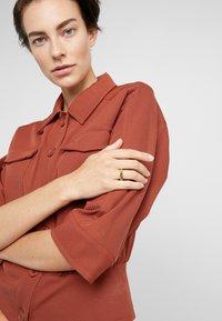 Maria Black - PAPAYA RING - Ring - gold-coloured - 1