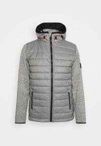 INDICODE JEANS - MARYLEBONE - Lehká bunda - light grey mix - 0
