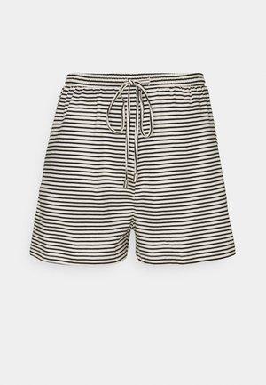 STRIPES SHORTS - Pantaloni del pigiama - blue