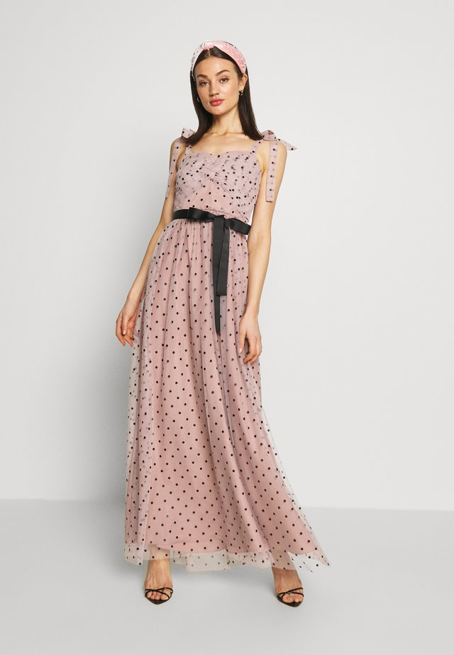 Occasion wear - pink/black