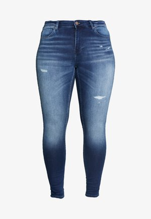 CARCARMA  - Jeans Skinny - medium blue denim