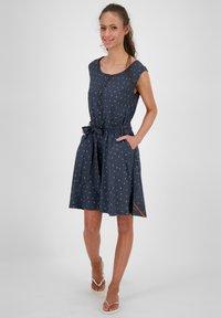 alife & kickin - Day dress - marine - 1