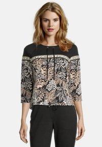 Betty Barclay - Long sleeved top - black/stone - 0