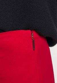 Lauren Ralph Lauren - PANT - Leggings - Trousers - orient red - 6