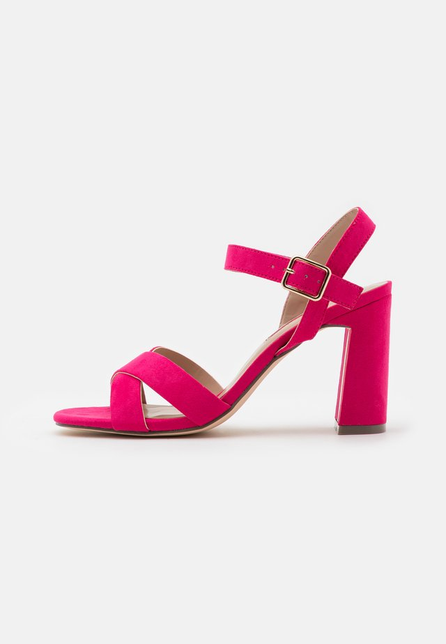 FUSHIA SELENA - High heeled sandals - pink