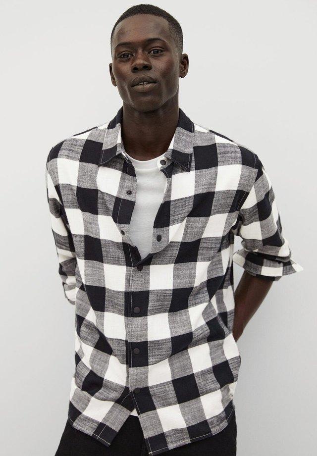 ABETO - Koszula - schwarz