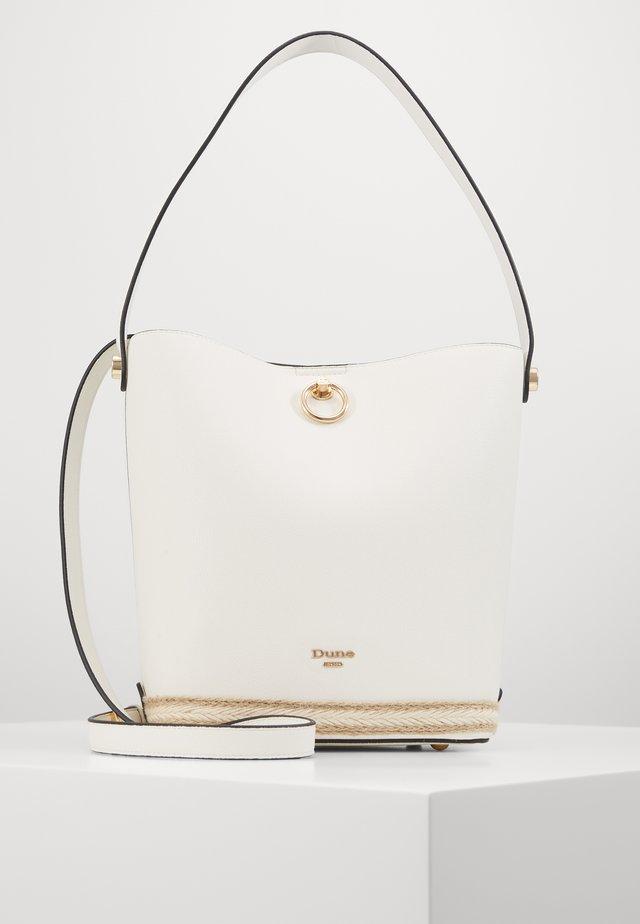 DANIKA SET - Handtasche - white