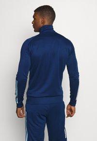 adidas Performance - AJAX AMSTERDAM AEROREADY FOOTBALL TRACKSUIT - Club wear - blue - 3