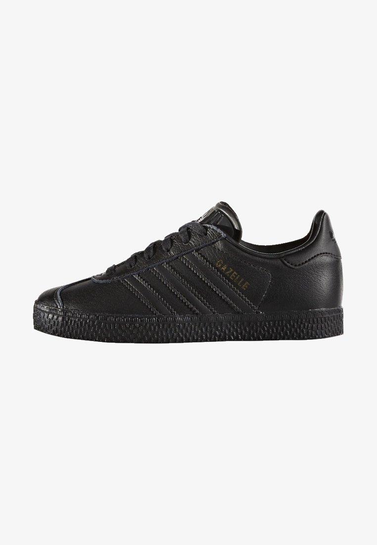 adidas Originals - GAZELLE - Trainers - core black