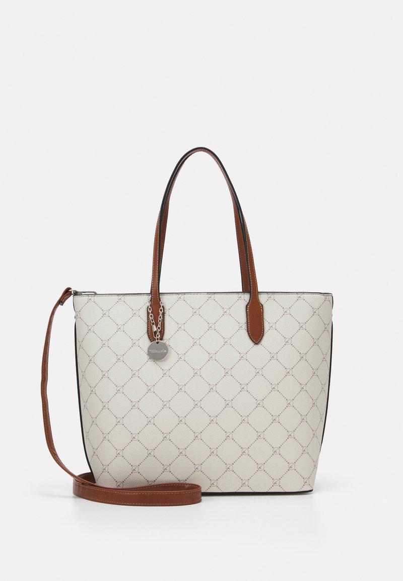 Tamaris - ANASTASIA CLASSIC - Handbag - ecru