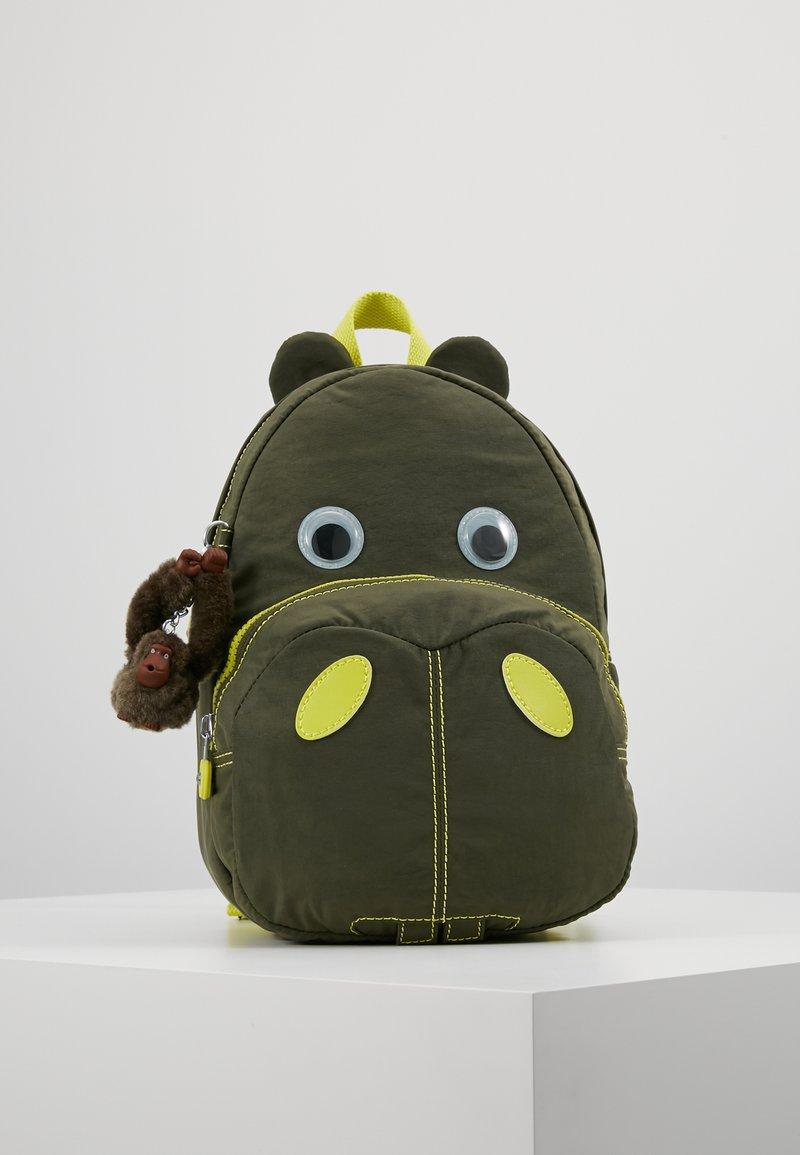 Kipling - HIPPO - Rucksack - khaki