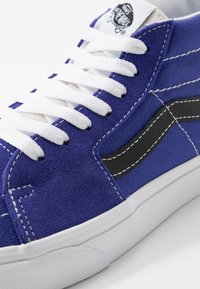Vans - SK8 MID UNISEX - High-top trainers - royal blue/true white - 6