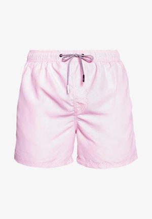 JJIARUBA SWIM  SHORTS - Swimming shorts - pink lady