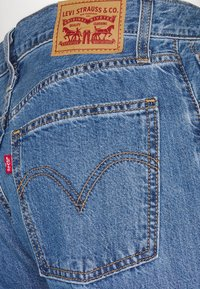 Levi's® - DAD JEAN - Straight leg jeans - blue - 5