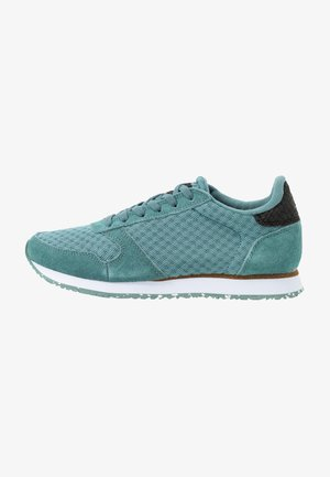 YDUN SUEDE MESH II - Joggesko - north atlantic
