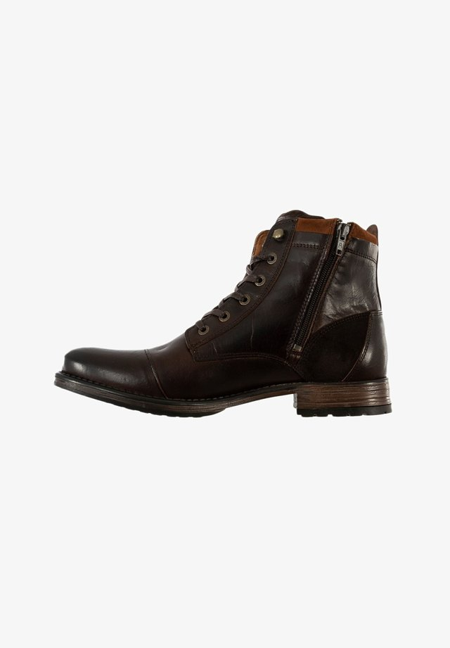 Boots à talons - marron