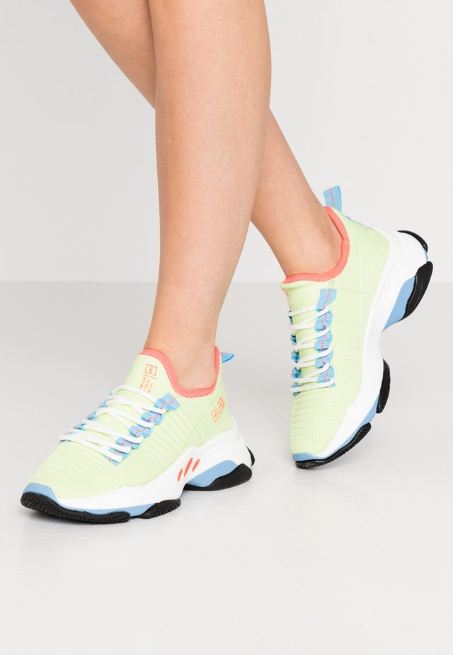 Sneakersy niskie - green/multicolor