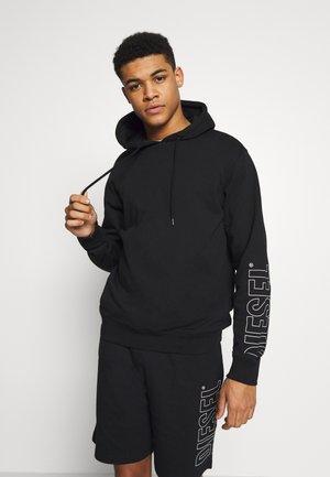UMLT-BRANDON SWEAT-SHIRT - Hoodie - black
