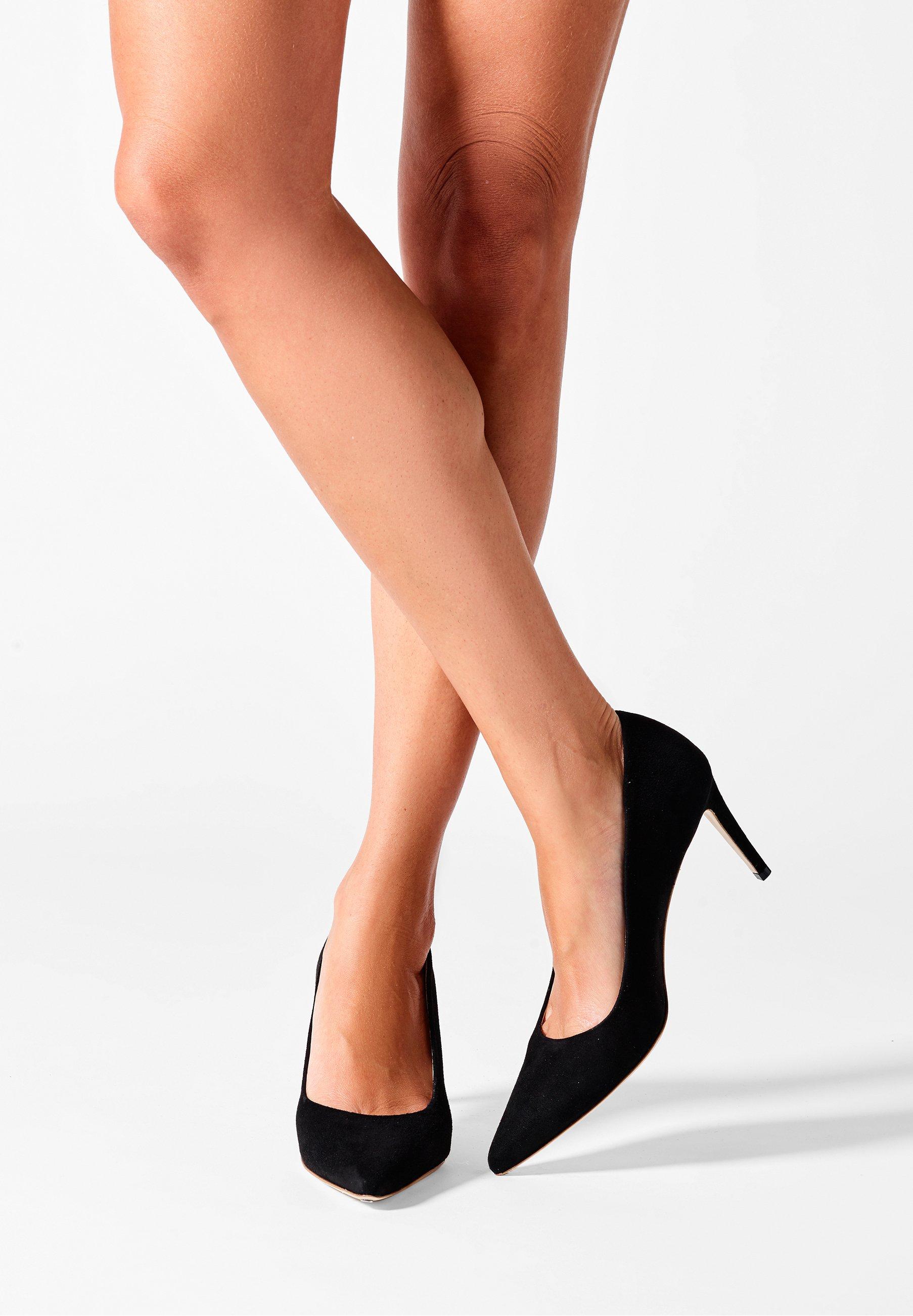Femme DEEP BLACK - Escarpins