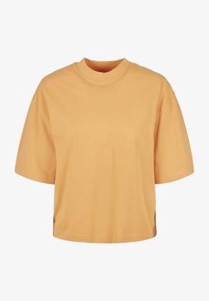 T-shirt basic - paleorange